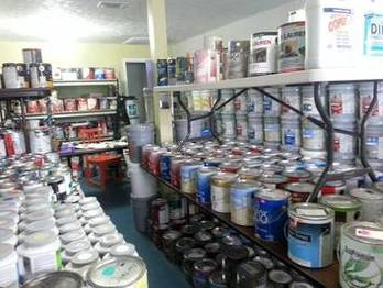 we also have 5 gallon buckets of house paint paint varies in sheen. Black Bedroom Furniture Sets. Home Design Ideas
